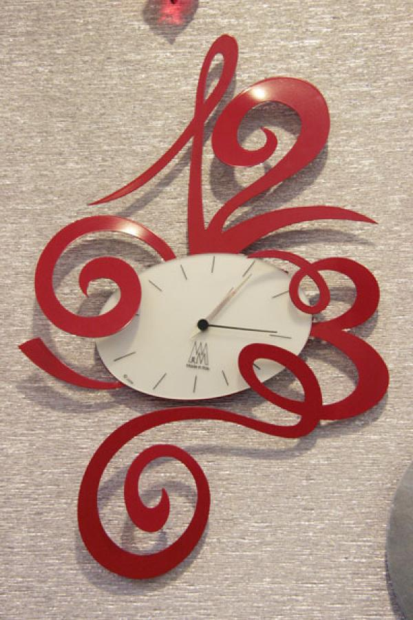 Arti e mestieri ricci casa regalo articoli da regalo for Orologi da parete moderni arte e mestieri